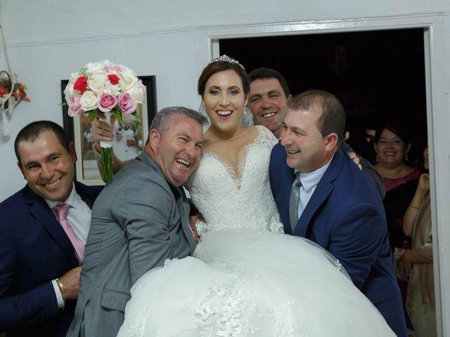 La boda de Dariel y Vanesa  en Villanueva Del Rosario, Málaga 2
