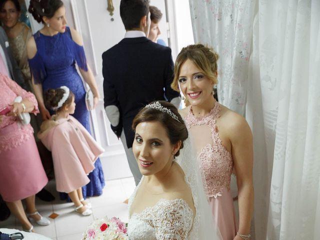 La boda de Dariel y Vanesa  en Villanueva Del Rosario, Málaga 14