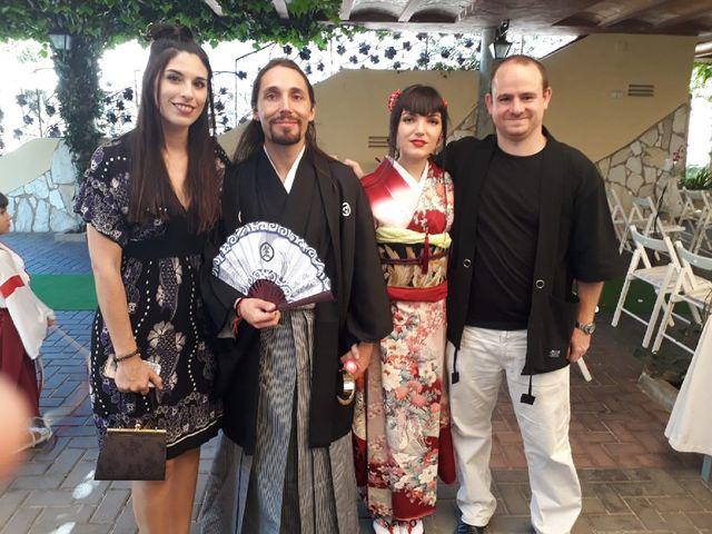 La boda de Regina y Jonathan en Beniparrell, Valencia 4