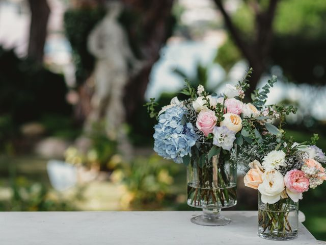 La boda de Jon y Caren en S'agaro, Girona 5
