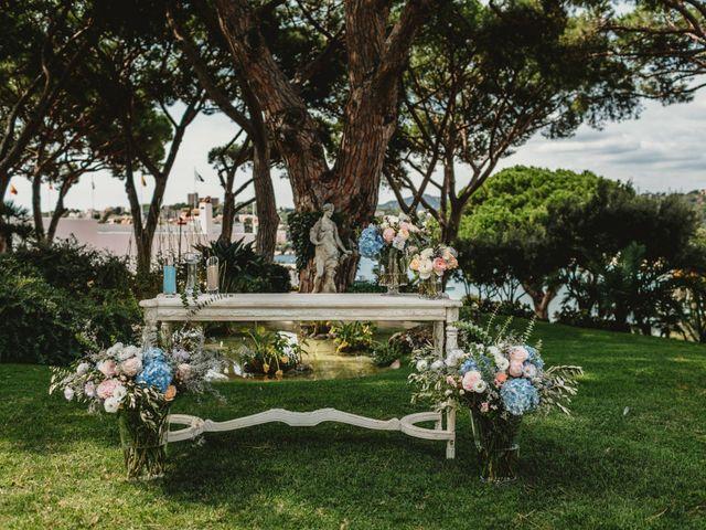 La boda de Jon y Caren en S'agaro, Girona 8