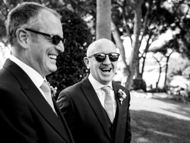 La boda de Jon y Caren en S'agaro, Girona 31