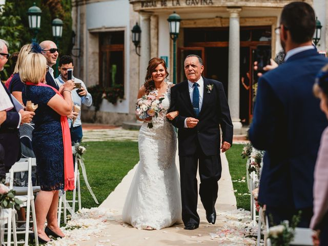La boda de Jon y Caren en S'agaro, Girona 34