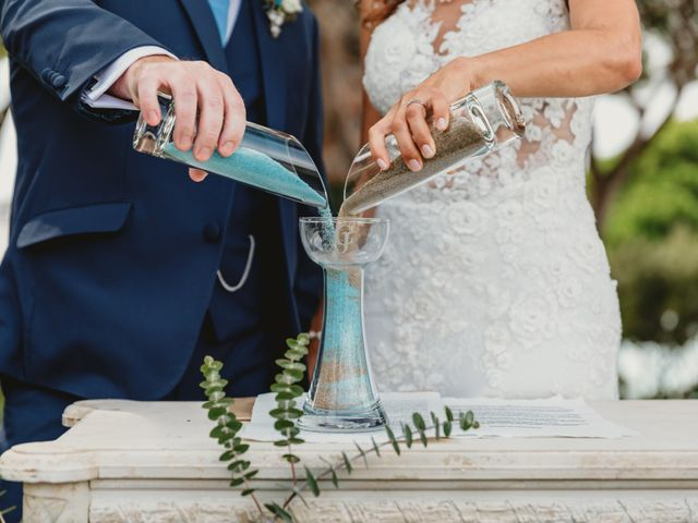 La boda de Jon y Caren en S'agaro, Girona 40