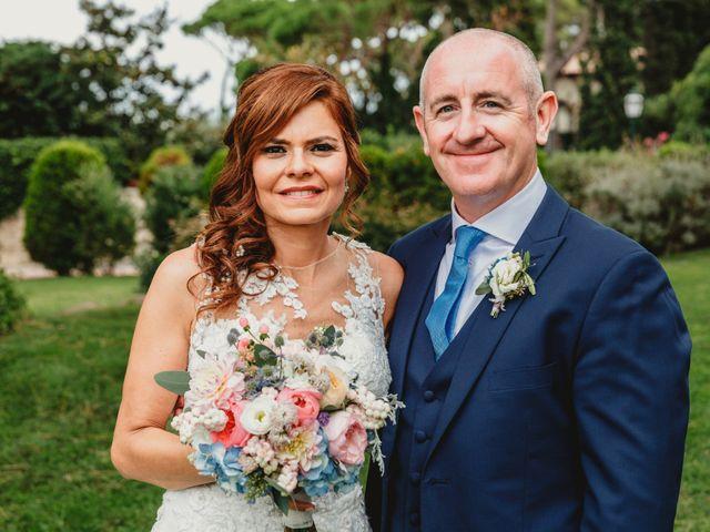 La boda de Jon y Caren en S'agaro, Girona 48