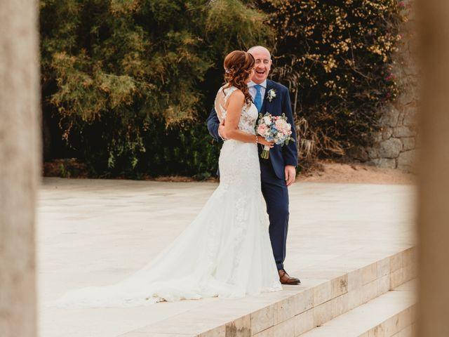 La boda de Jon y Caren en S'agaro, Girona 51