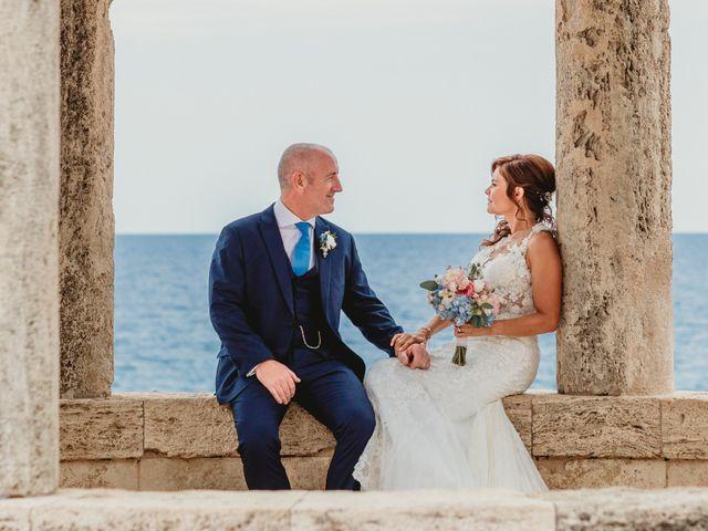 La boda de Jon y Caren en S'agaro, Girona 58