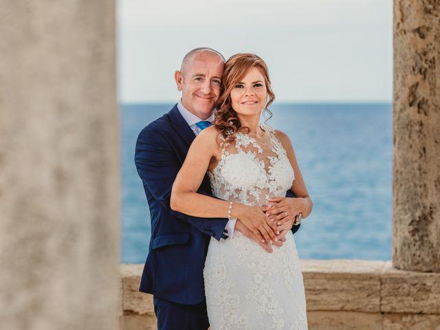 La boda de Jon y Caren en S'agaro, Girona 59
