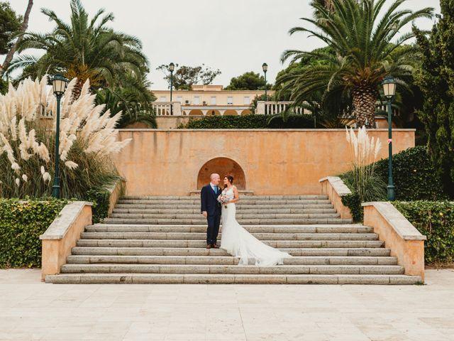 La boda de Jon y Caren en S'agaro, Girona 61