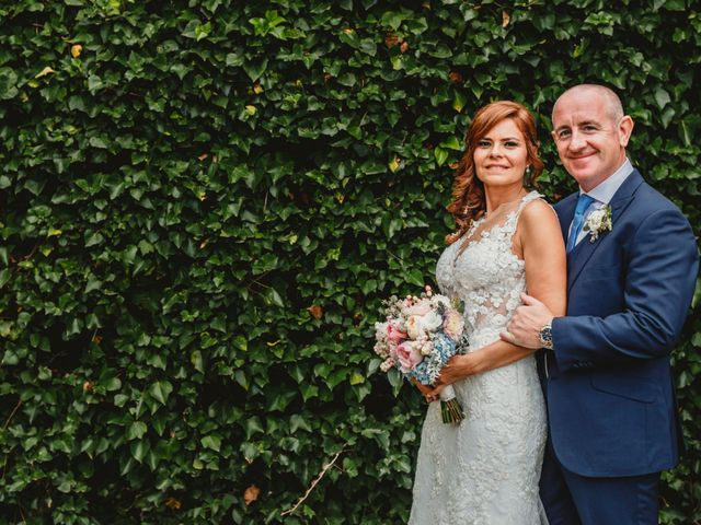 La boda de Jon y Caren en S'agaro, Girona 62