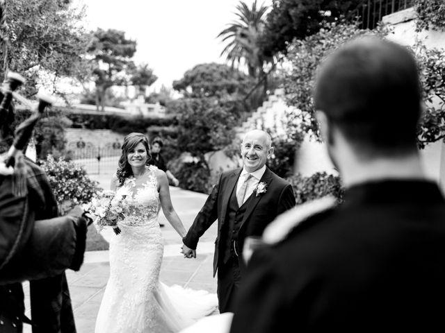 La boda de Jon y Caren en S'agaro, Girona 63