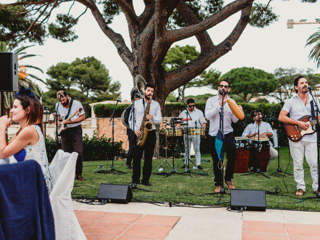 La boda de Jon y Caren en S'agaro, Girona 67