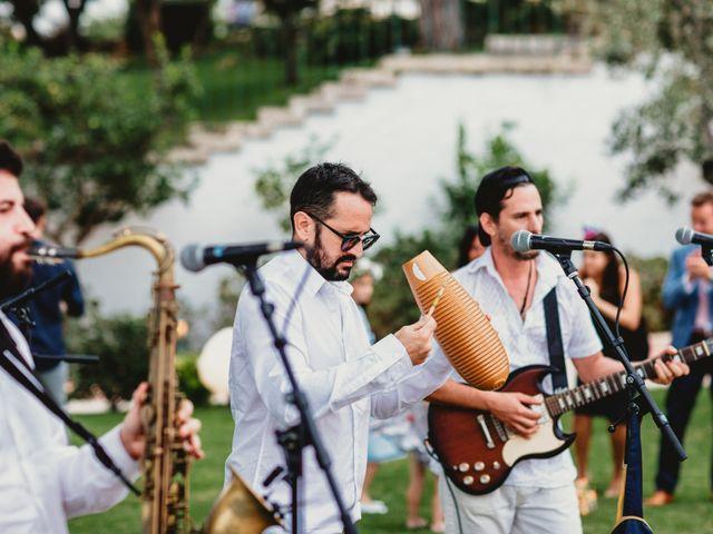 La boda de Jon y Caren en S'agaro, Girona 68