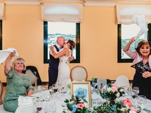 La boda de Jon y Caren en S'agaro, Girona 72
