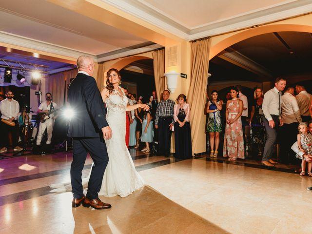 La boda de Jon y Caren en S'agaro, Girona 76