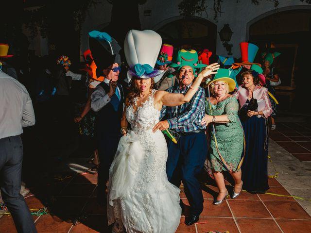 La boda de Jon y Caren en S'agaro, Girona 80