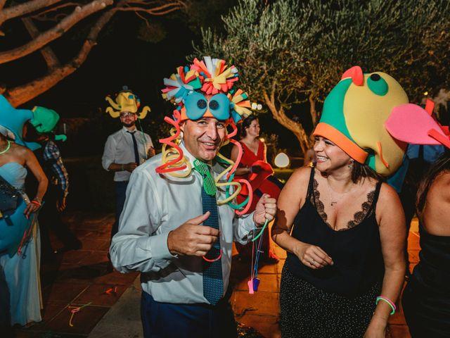La boda de Jon y Caren en S'agaro, Girona 83
