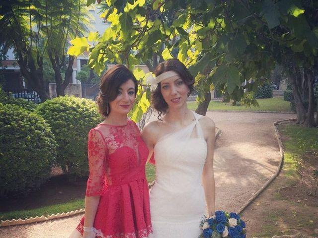 La boda de Santiago y Mar  en Crevillente, Alicante 4