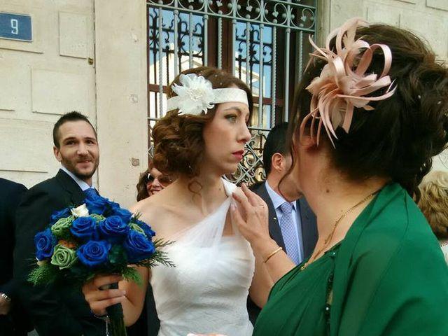 La boda de Santiago y Mar  en Crevillente, Alicante 7