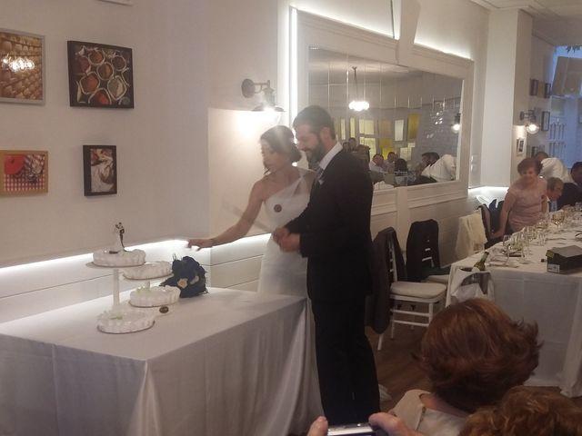 La boda de Santiago y Mar  en Crevillente, Alicante 10