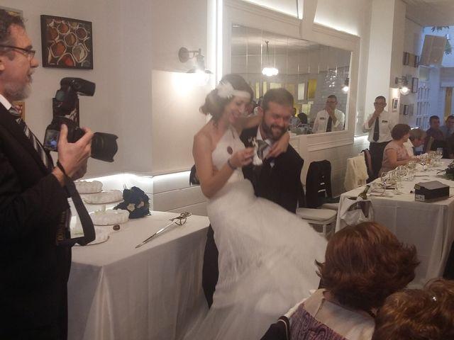 La boda de Santiago y Mar  en Crevillente, Alicante 11