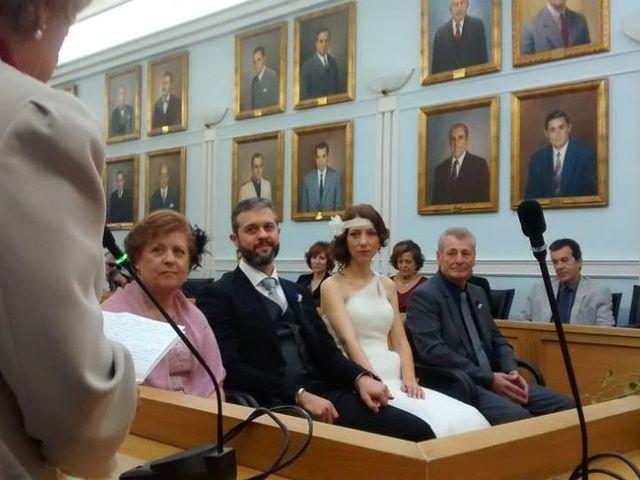 La boda de Santiago y Mar  en Crevillente, Alicante 12