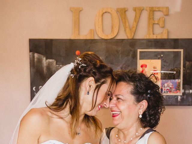 La boda de Dani y Ester en Alacant/alicante, Alicante 7