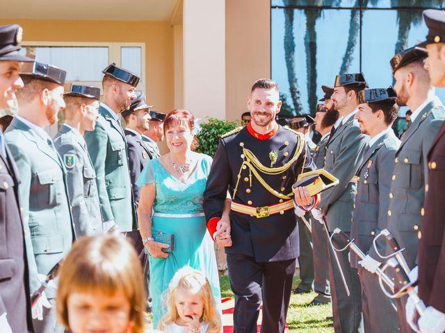 La boda de Dani y Ester en Alacant/alicante, Alicante 9