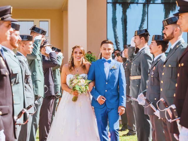 La boda de Dani y Ester en Alacant/alicante, Alicante 10