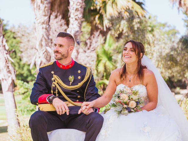 La boda de Dani y Ester en Alacant/alicante, Alicante 12