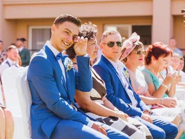 La boda de Dani y Ester en Alacant/alicante, Alicante 15