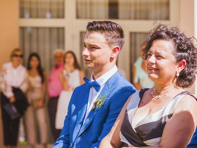 La boda de Dani y Ester en Alacant/alicante, Alicante 17