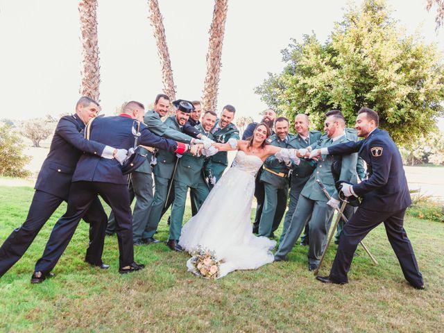 La boda de Dani y Ester en Alacant/alicante, Alicante 23