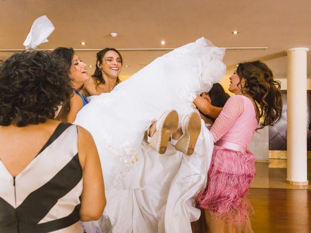 La boda de Dani y Ester en Alacant/alicante, Alicante 28