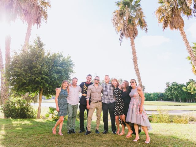 La boda de Dani y Ester en Alacant/alicante, Alicante 31