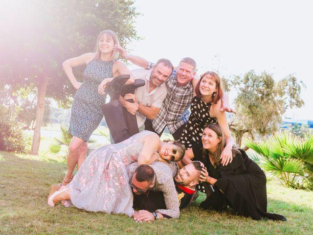 La boda de Dani y Ester en Alacant/alicante, Alicante 32