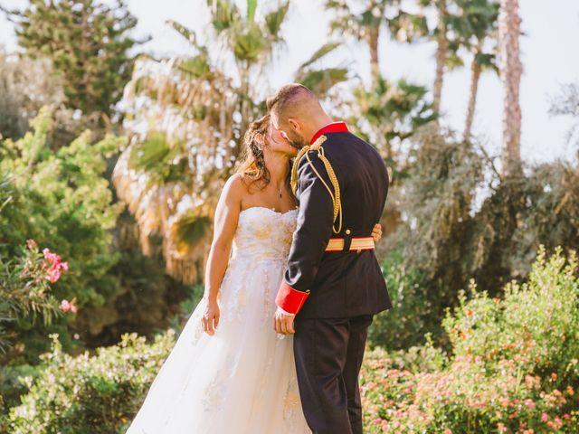 La boda de Dani y Ester en Alacant/alicante, Alicante 35