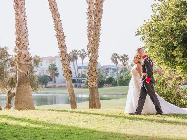 La boda de Dani y Ester en Alacant/alicante, Alicante 36