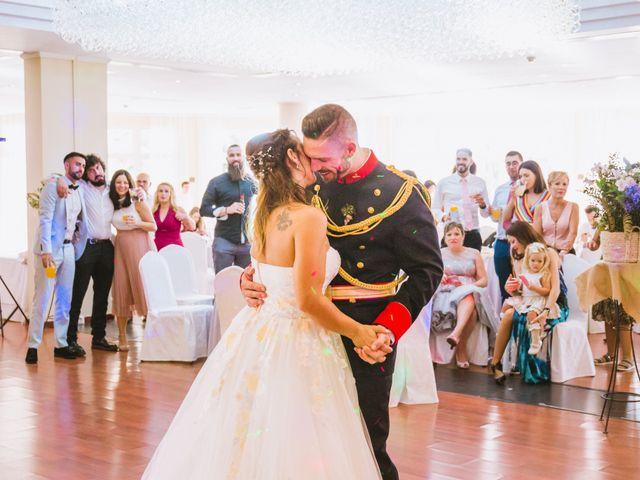 La boda de Dani y Ester en Alacant/alicante, Alicante 38