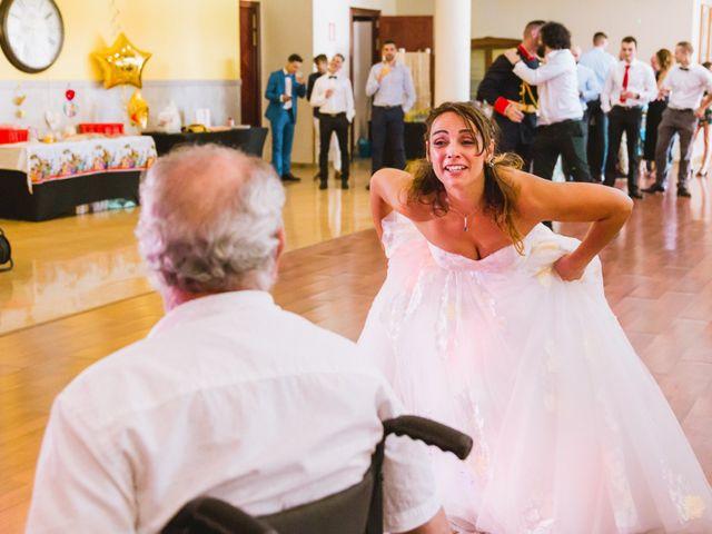 La boda de Dani y Ester en Alacant/alicante, Alicante 39