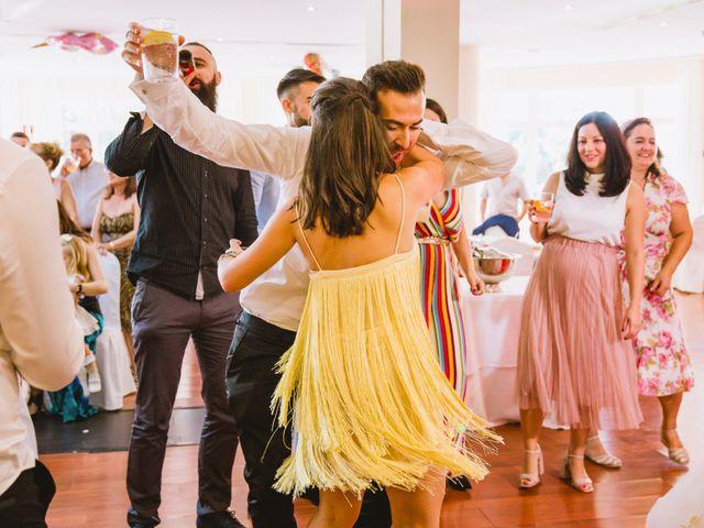 La boda de Dani y Ester en Alacant/alicante, Alicante 40