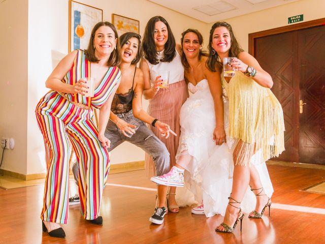 La boda de Dani y Ester en Alacant/alicante, Alicante 43