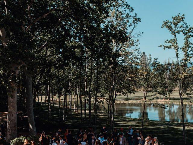 La boda de Maxime y Ariadna en Pont De Molins, Girona 19
