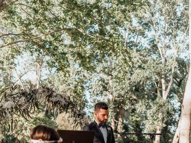 La boda de Maxime y Ariadna en Pont De Molins, Girona 60