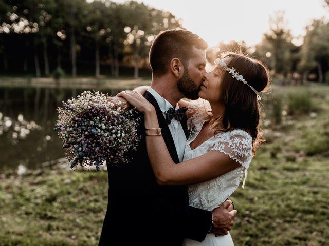 La boda de Ariadna y Maxime