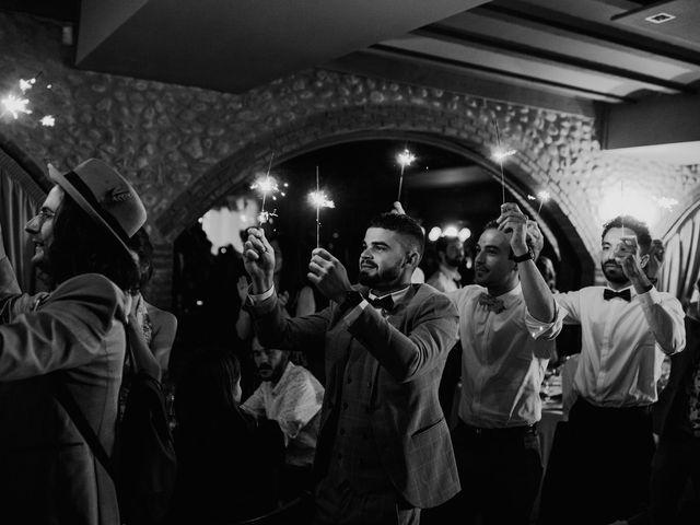 La boda de Maxime y Ariadna en Pont De Molins, Girona 105