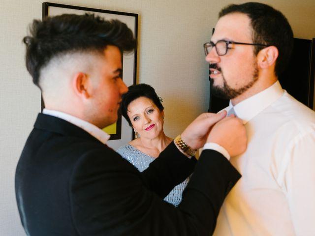 La boda de Iván y Beatriz en Granada, Granada 4
