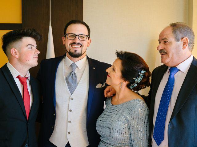 La boda de Iván y Beatriz en Granada, Granada 6