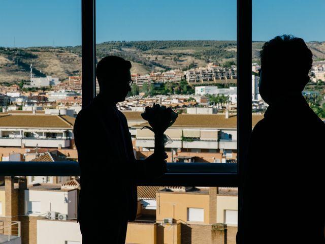La boda de Iván y Beatriz en Granada, Granada 19