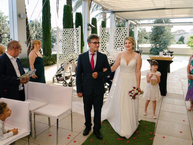 La boda de Iván y Beatriz en Granada, Granada 23